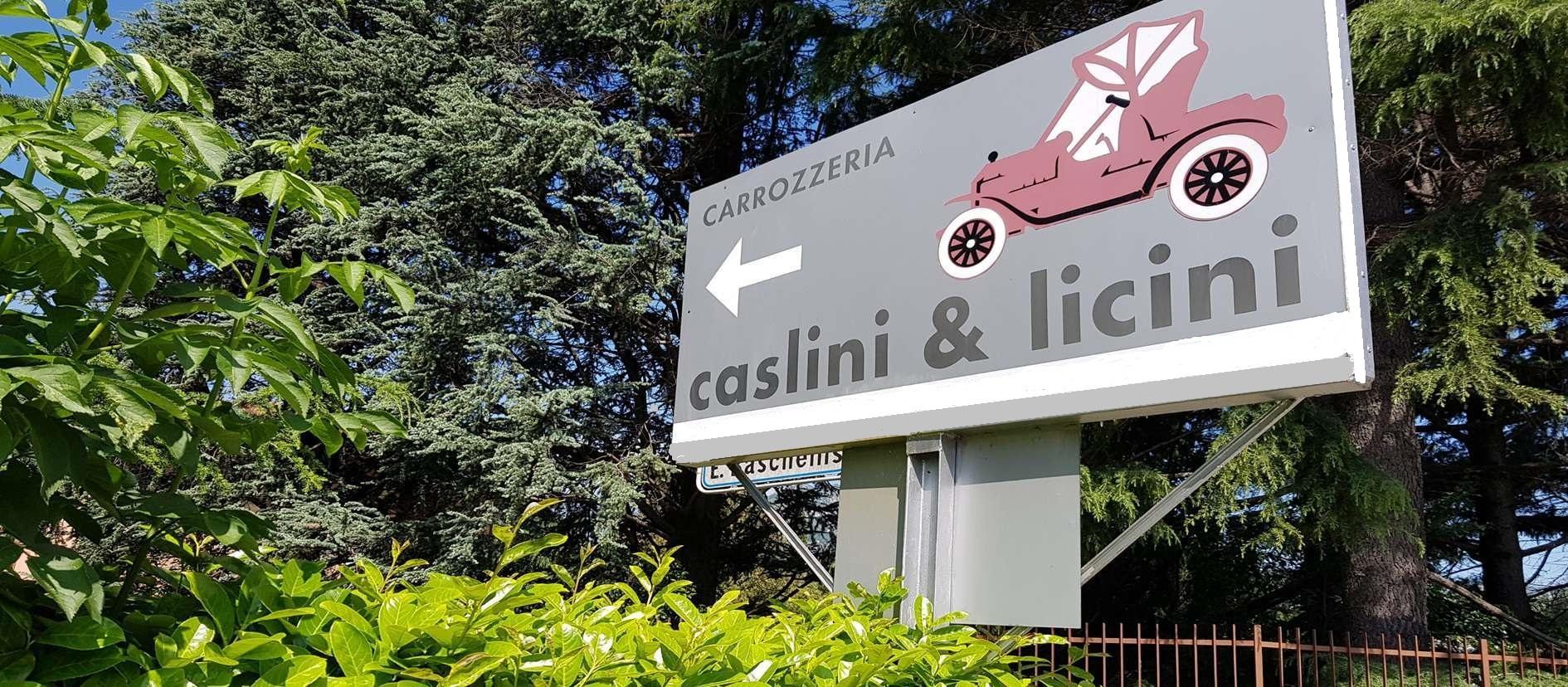 #Carrozzeria Caslini & Licini Snc